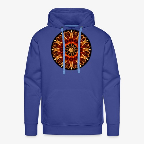 Door Het Vuur / Through The Fire - Mannen Premium hoodie