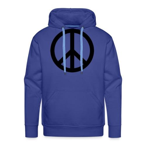 Peace - Männer Premium Hoodie