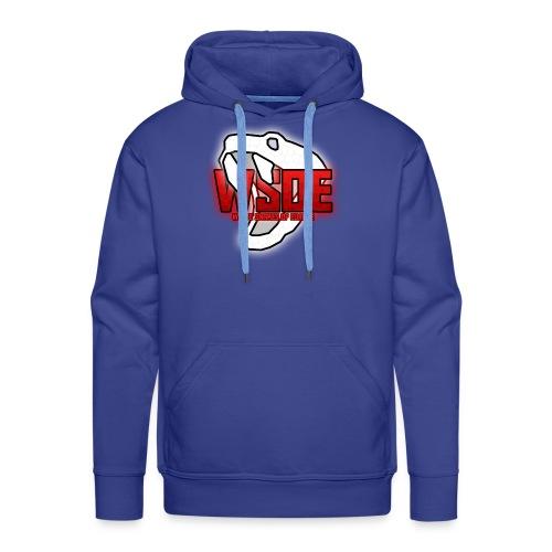 WSOE Logo cut - Männer Premium Hoodie