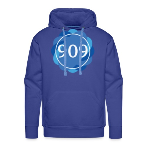 The Builders 909 Logo - Men's Premium Hoodie