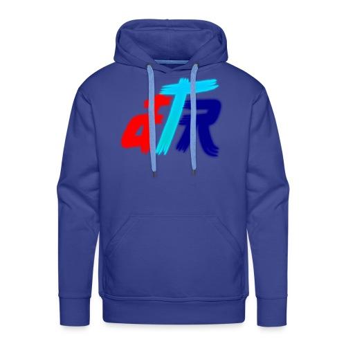 DTR - Sweat-shirt à capuche Premium pour hommes