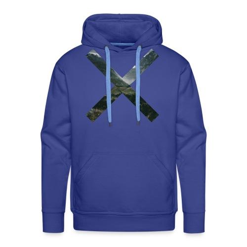 X Travel - Männer Premium Hoodie