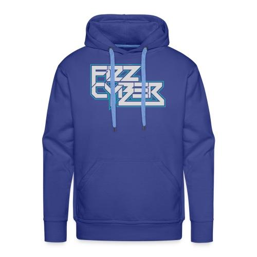 FizzCyber - Sweat-shirt à capuche Premium pour hommes
