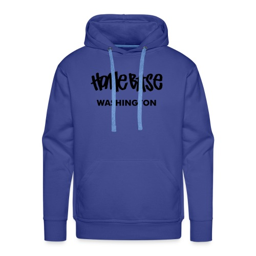 Home City Washington - Männer Premium Hoodie