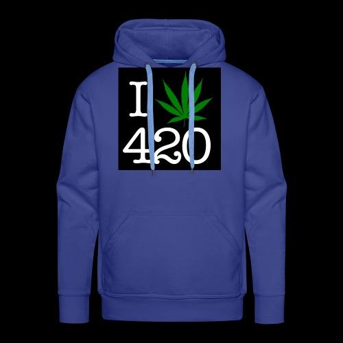 WEED 420 MERCH - Men's Premium Hoodie