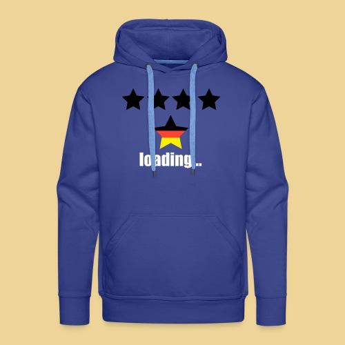 5th star loading - Germany - WorldCup 2018 - Männer Premium Hoodie