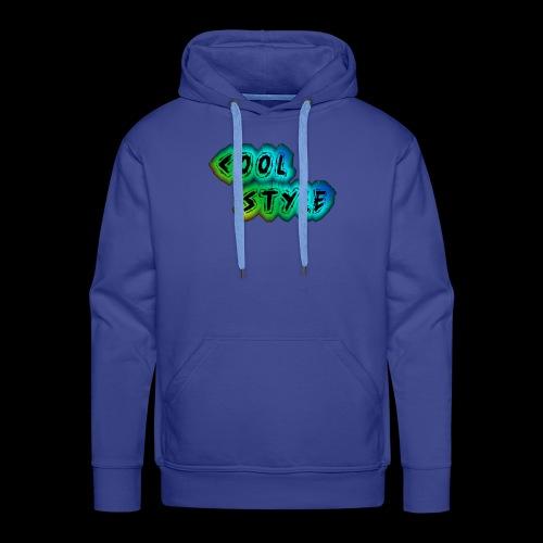 cool style - Männer Premium Hoodie