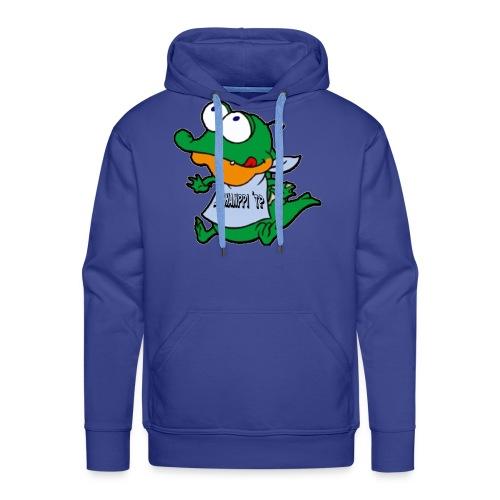 Korpels Schnappi 't? - Mannen Premium hoodie