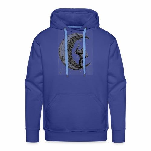 Space Man! - Mannen Premium hoodie