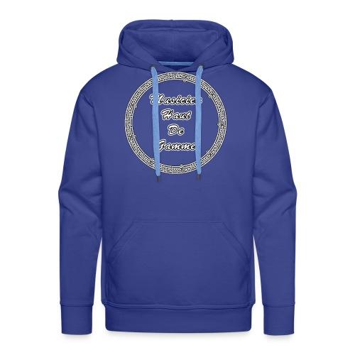 MUSICIEN HAUT DE GAMME - JEUX DE MOTS - FRANCOIS V - Sweat-shirt à capuche Premium pour hommes