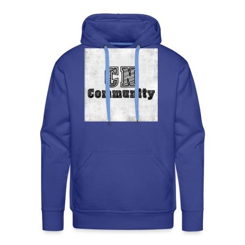 CN Community Logo - Mannen Premium hoodie
