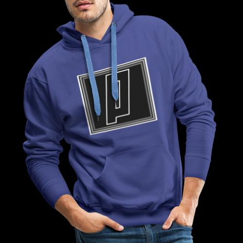 Polig-''P'' Logo - Männer Premium Hoodie