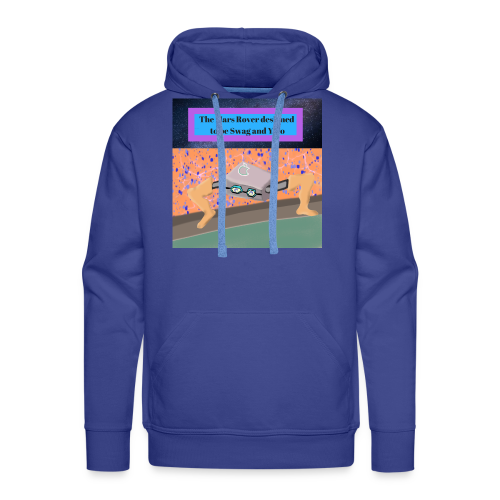 The Mars Rover designed to be Swag and Yolo - Männer Premium Hoodie