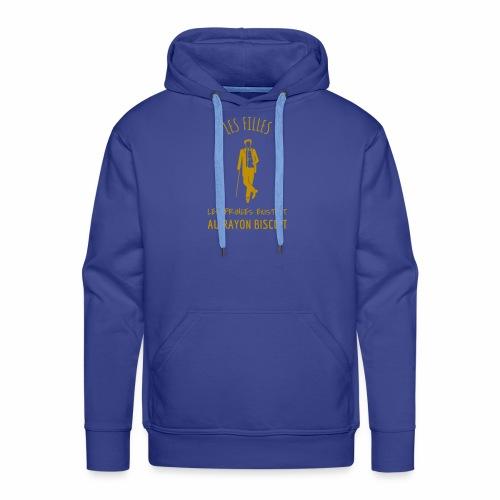 les princes existent - Sweat-shirt à capuche Premium pour hommes