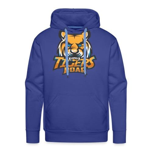 Tigers-Roar - Männer Premium Hoodie