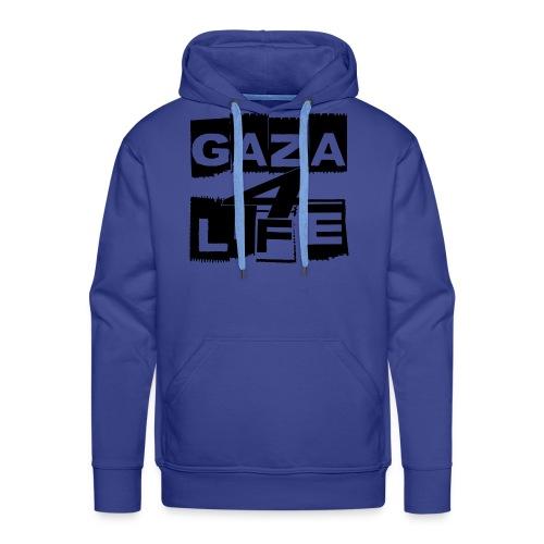 Gaza 4 Life [T-Shirt] - Men's Premium Hoodie