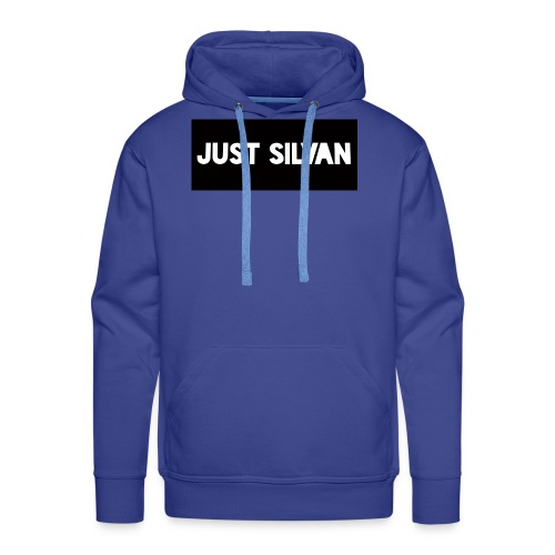 Just Silvan Merchandise - Mannen Premium hoodie
