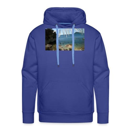 Cameo Island - Felpa con cappuccio premium da uomo