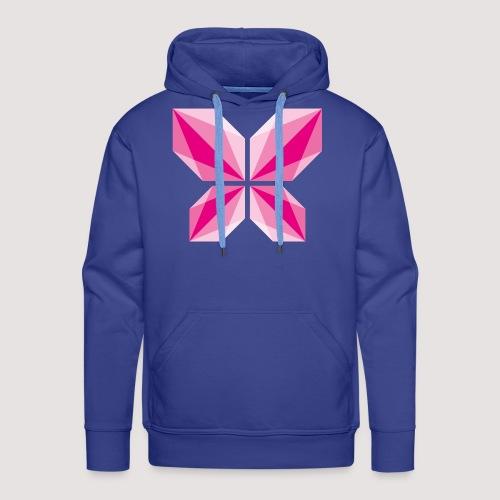 DDD Butterfly - Männer Premium Hoodie