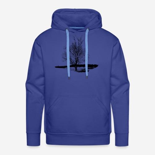 Tree #001 - Men's Premium Hoodie