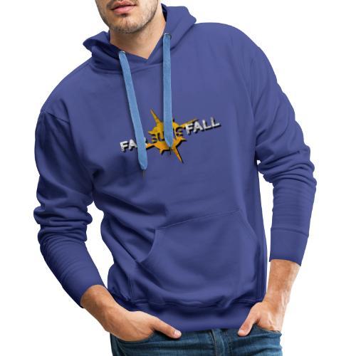 Far Suns Fall Logo - Men's Premium Hoodie