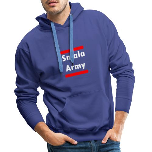 Smala Army - Männer Premium Hoodie