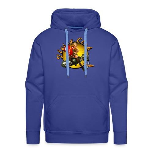 Flying club camiseta - Sudadera con capucha premium para hombre