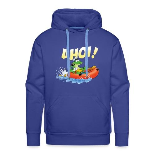 froschspeed ahoi - Männer Premium Hoodie