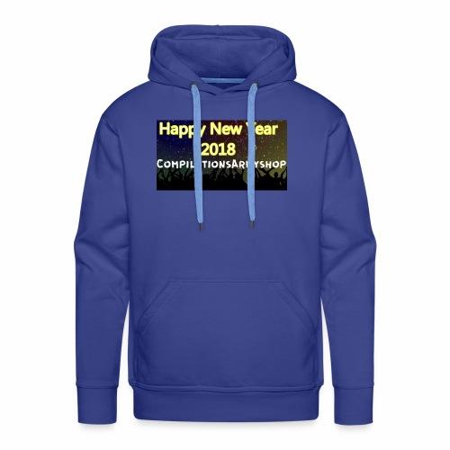 New Year Collection - Männer Premium Hoodie