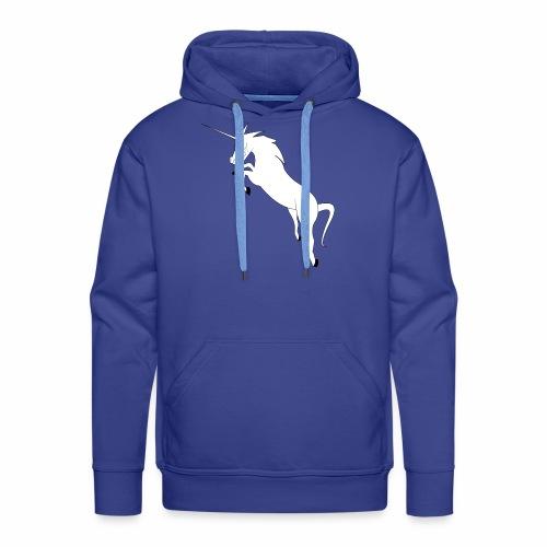 Oh yeah - Sweat-shirt à capuche Premium pour hommes