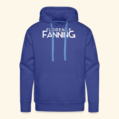 Florence Fanning - Männer Premium Hoodie