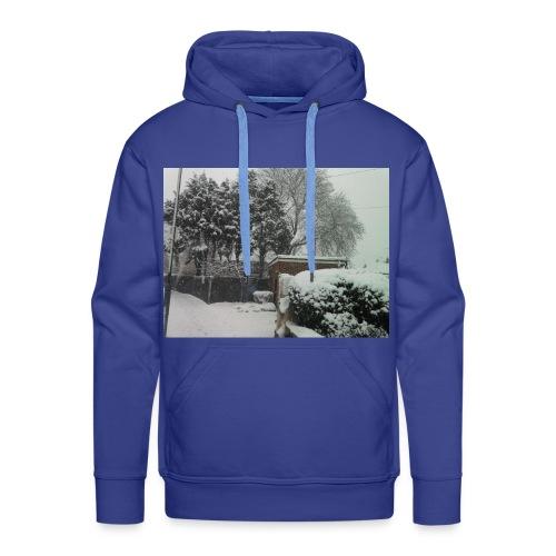 Snow - Men's Premium Hoodie