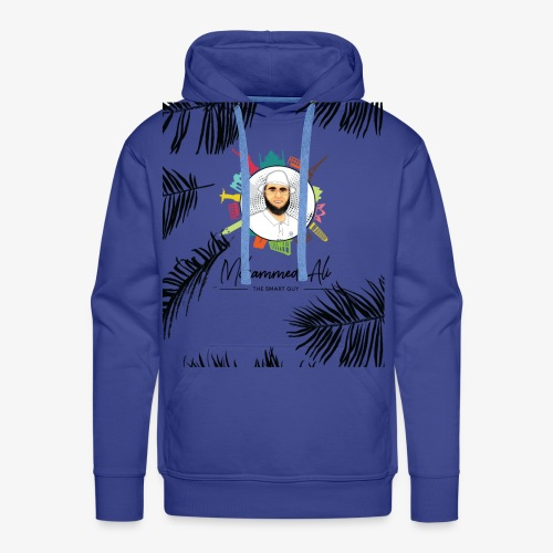 Mohammed Ali - Travel the world - Fan Article - Men's Premium Hoodie