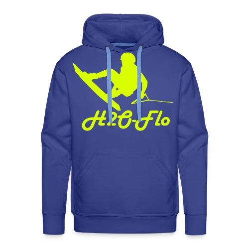 H2O-Flo - Männer Premium Hoodie