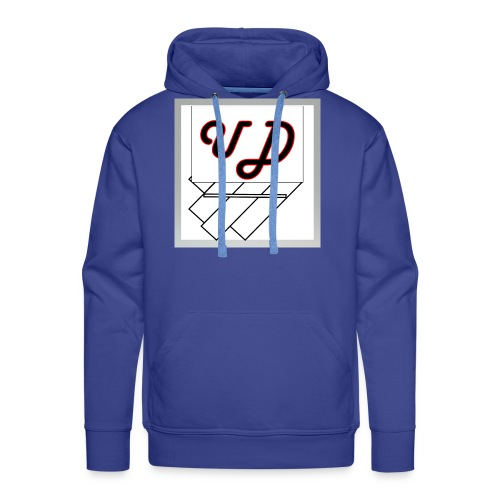 Abstract UD - Men's Premium Hoodie