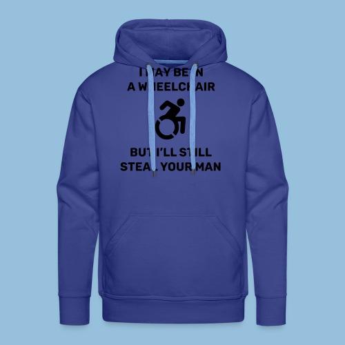Steal2 - Mannen Premium hoodie