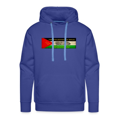 The Palestinian Mole - Men's Premium Hoodie