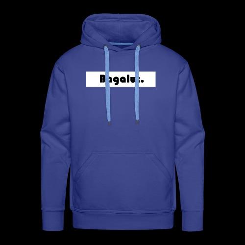 Bagalut_by_wahnie - Männer Premium Hoodie