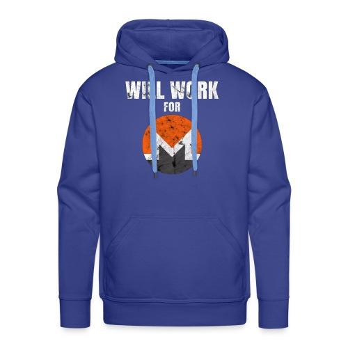 XMR T-Shirt - Männer Premium Hoodie