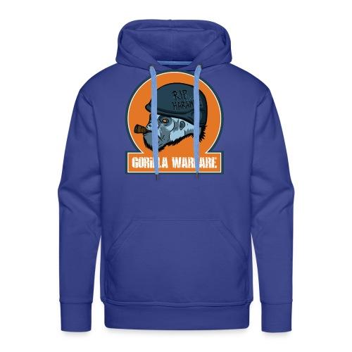 Gorilla warfare - Männer Premium Hoodie