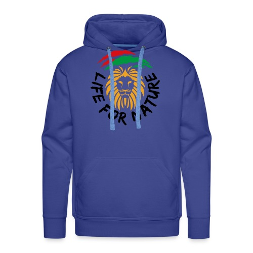 Nature T-Shirt - Männer Premium Hoodie