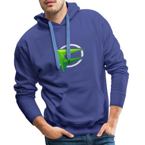 fylo 6 logo - Men's Premium Hoodie