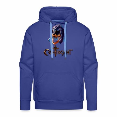 Contignent Logo - Men's Premium Hoodie
