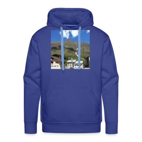 Berge Alm - Männer Premium Hoodie