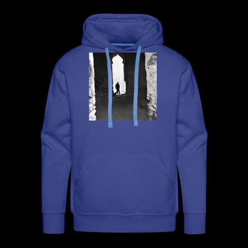 Misted Afterthought - Men's Premium Hoodie