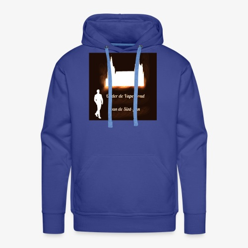 onder de cloud van de sint-jan - Mannen Premium hoodie