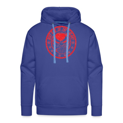 Best Dad in the Galaxy - Men's Premium Hoodie