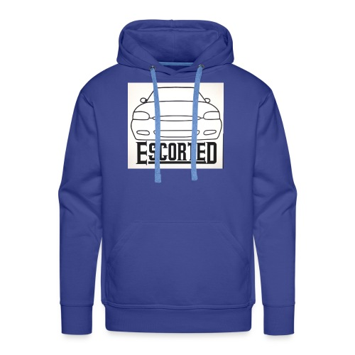 Escorted - Men's Premium Hoodie