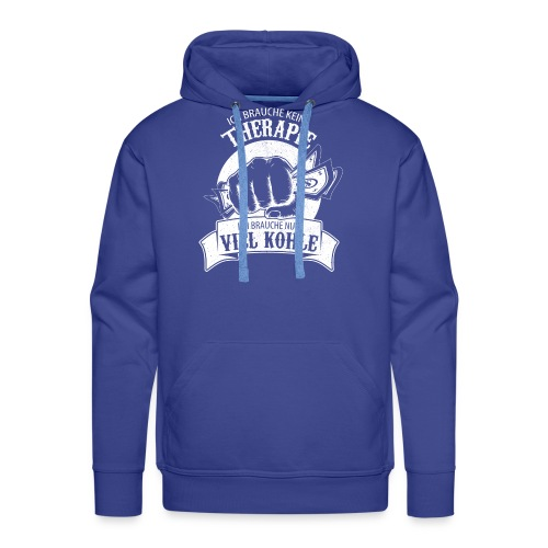 Geiz T-Shirt - Männer Premium Hoodie