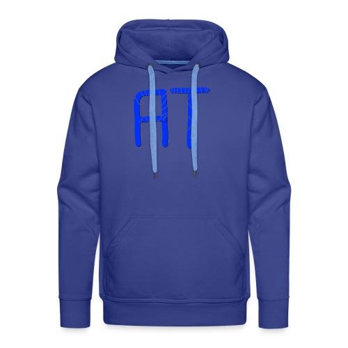 A T betekent Amartje - Mannen Premium hoodie